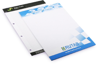 Standard note pads