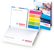 Hard cover boolets with adhesive note pads ANH-15