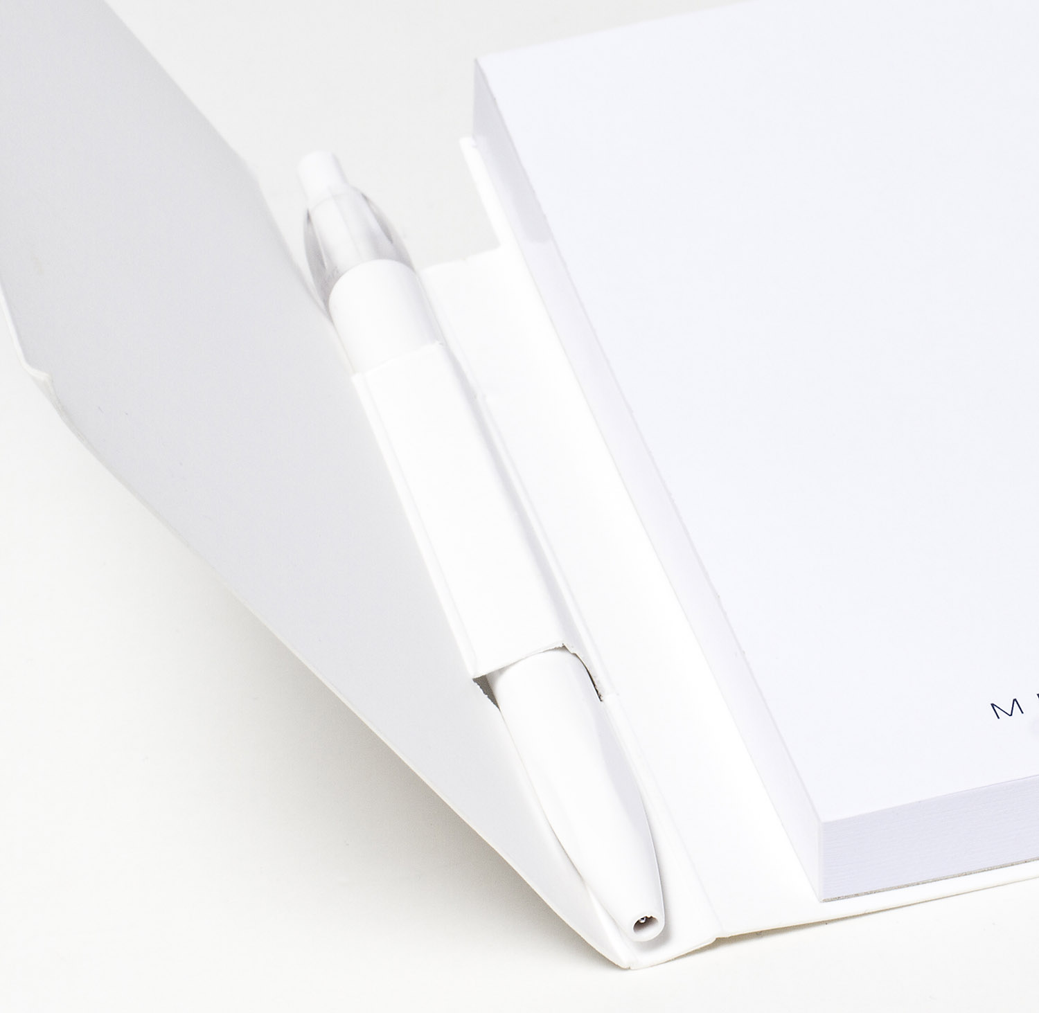 1.4 Adhesive note pads with pen (pencil) ANP-14 (ANP-14M)