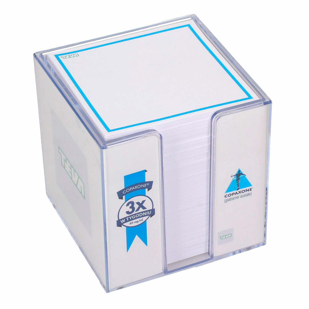 6.6 Note pads in plastic boxes SNT-66 (SNT-66B)