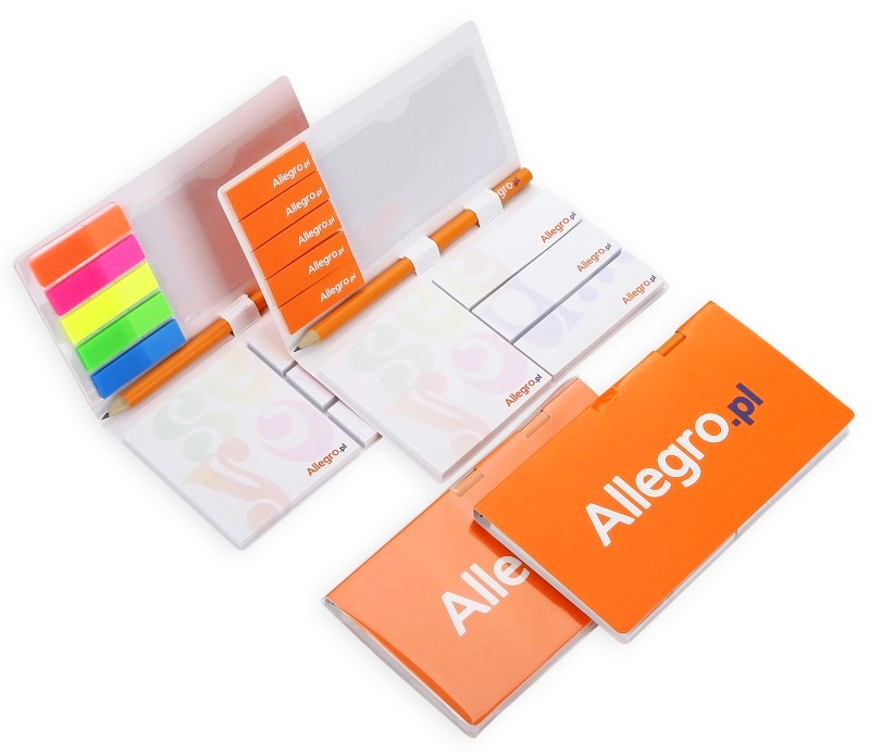 1.4 Adhesive note pads with pen (pencil) ANP-14 (ANP-14A)